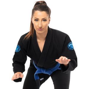 Tatami Fightwear Women's Leve BJJ Gi - Black