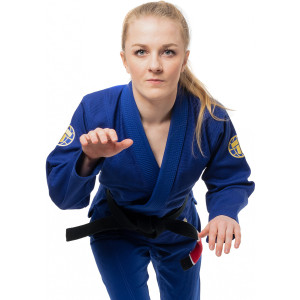 Tatami Fightwear Women's Leve BJJ Gi - Blue