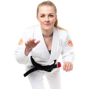 Tatami Fightwear Women's Leve BJJ Gi - White