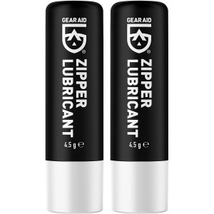 Gear Aid 4.5g Zipper Lubricant Stick - 2-Pack