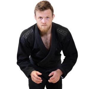 Tatami Fightwear Estilo Black Label BJJ Gi - Black/Black