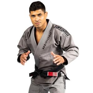 Tatami Fightwear Estilo Black Label BJJ Gi - Black/Gray