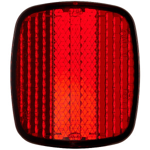 CatEye RR-F1-BTR Rear Square Bicycle Reflector