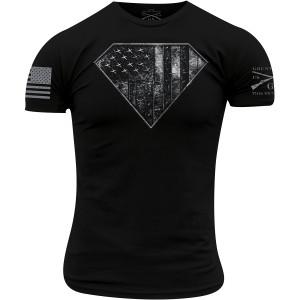Grunt Style Super Steel T-Shirt - Black