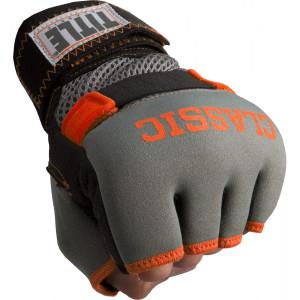 Title Boxing Classic Limited GEL-X Glove Wraps - Orange/Dark Gray