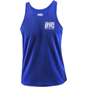 Cleto Reyes Olympic Jersey Tank Top - Blue