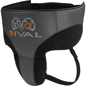 Rival Boxing 360 Pro No Foul Protector - Black/Grey