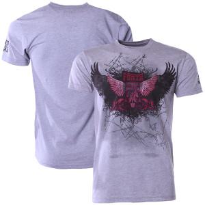 "Forza Sports ""Soar"" MMA T-Shirt - Dark Heather Gray"
