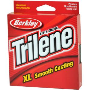 Berkley Trilene XL Smooth Casting Fishing Line (110 yds) - Low-Vis Green