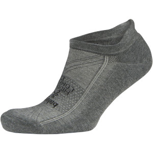 Balega Hidden Comfort Sole Cushioning Running Socks - Charcoal