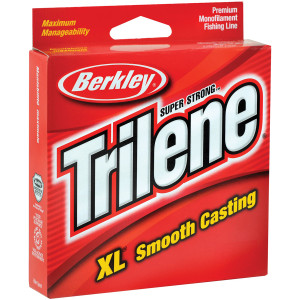 Berkley Trilene XL Smooth Casting Low-Vis Green Fishing Line