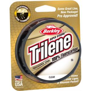 Berkley Trilene 100% Fluorocarbon Fishing Line (200 yds) - Clear
