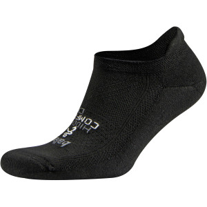 Balega Hidden Comfort Sole Cushioning Running Socks - Black
