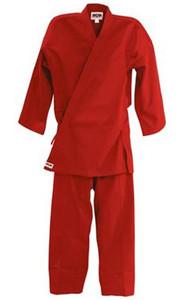 Macho 8.5 oz. Traditional Middleweight Uniform - Red