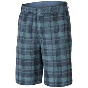Columbia Tumwater Shorts - Mountain Printed Plaid