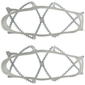 Yaktrax Walk Winter Traction Cleats - Clear