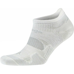 Balega Hidden Dry 2 Second Skin No Show Running Socks - White