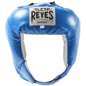 Cleto Reyes Amateur Boxing Headgear - Blue
