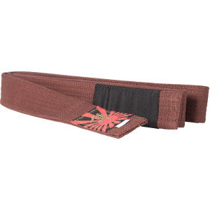 Hayabusa Pro Jiu-Jitsu Gi Belt - Brown