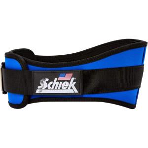 "Schiek Sports Model 2006 Nylon 6"" Weight Lifting Belt - Royal Blue"