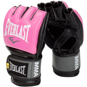 Everlast Pro Style Grappling Gloves - Pink