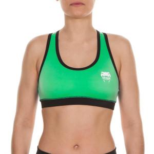 Venum Essential Racer Back Sports Bra Top - Green