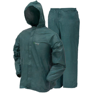 Frogg Toggs Ultra-Lite 2 Rain Suit - Green