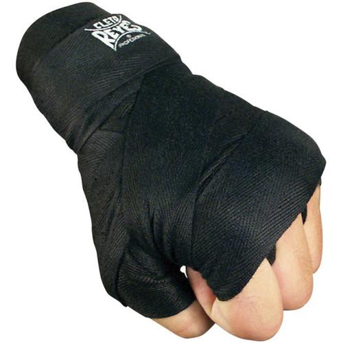 Natural//Black Cleto Reyes High Compression Boxing Handwraps