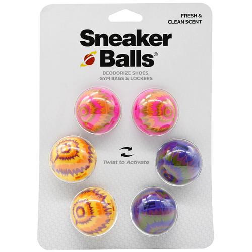 Sneaker Balls Radial Tie Dye Shoe
