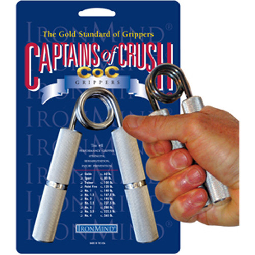 Captains of Crush 2-Pack Hand Gripper No  1 5 - (167 5 lb)