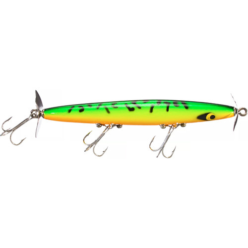 Tiger Roan Smithwick Devils Horse 1//2 oz Surface Fishing Lure