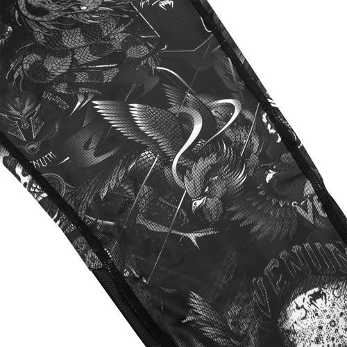 Venum Art Compression Spats - Black/White