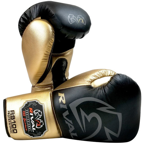 Rival Boxing 360 Pro No Foul Protector Black//Red