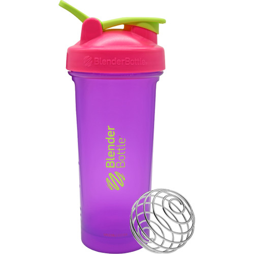 Blender Bottle Special Edition Classic SpoutGuard Shaker - 80s Ski Bum