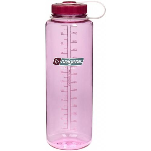 48 oz Cosmo//Beet Red Nalgene Tritan Wide Mouth Water Bottle