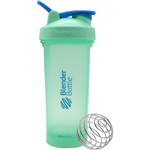Blender Bottle Special Edition Classic SpoutGuard Shaker - Neptune