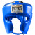 Cleto Reyes Cheek Protection Boxing Headgear - Blue