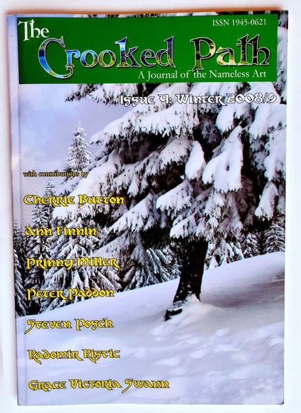 The Crooked Path Journal of the Nameless Art Issue #4
