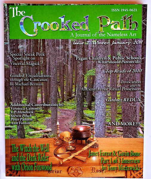 The Crooked Path Journal of the Nameless Art Issue #7