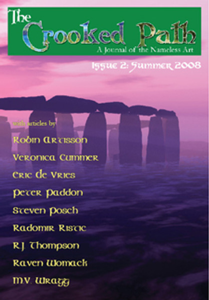 The Crooked Path Journal of the Nameless Art Issue #2