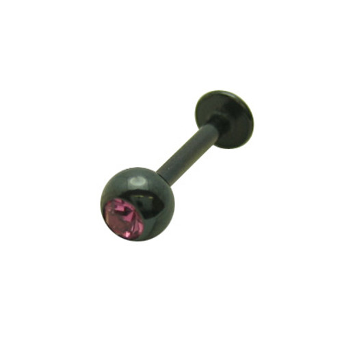 Black Titanium Jeweled Monroe