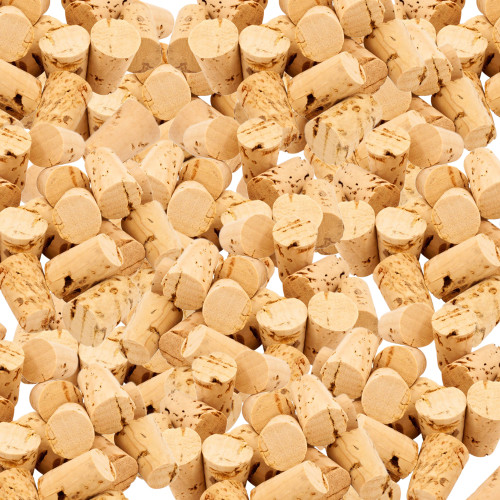 100 Natural Cork Piercing Pack