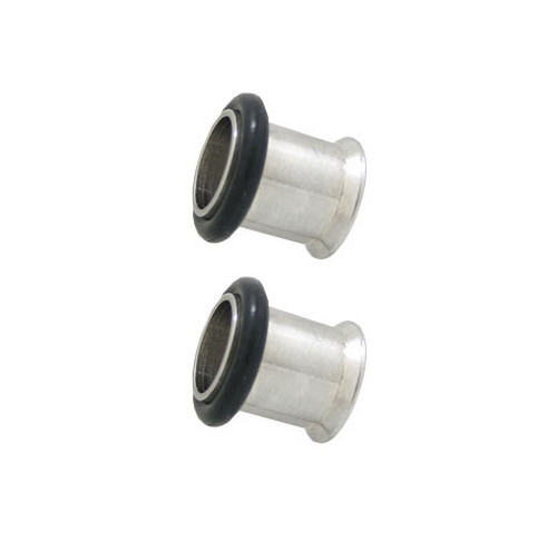 Pair of Ear Plug 316L Surgical  Steel