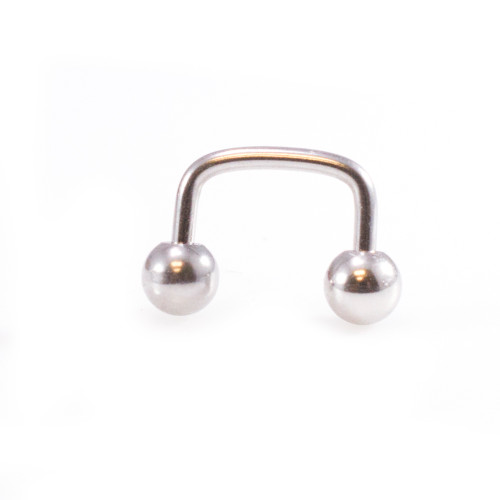Lippy Loop Steel Lip Ring