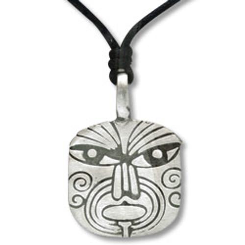 Maori Art of War Pendant