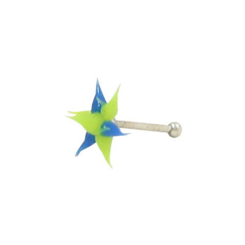 Nose Studs Star Shape Spikes
