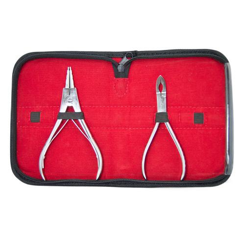 LionGothic Ring Plier Body Piercing Tool Kit