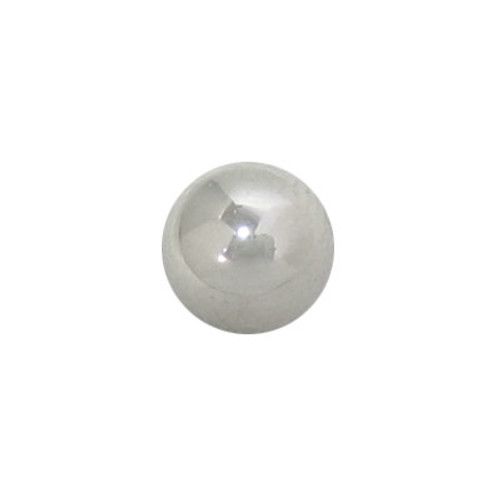 Replacement Bead Surgical Steel Threaded