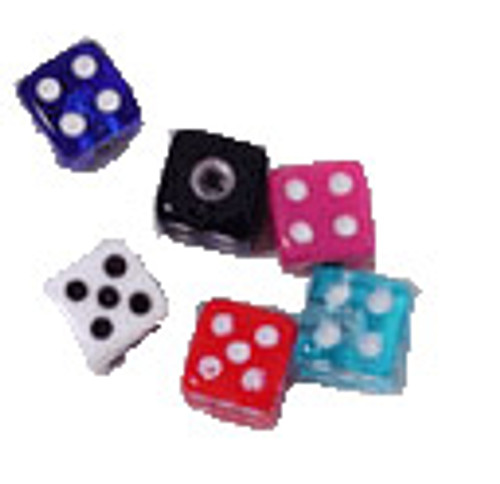 Body jewelry, Acrylic Replacement Bead, Replacement Bead