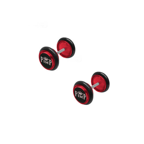 16 gauge Pimp Crown Fake Ear-Plug